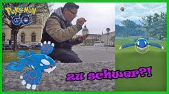 Mein ERSTES KYOGRE! echt schwer zu fangen! gibt es einen Fangtrick?! Pokemon Go!