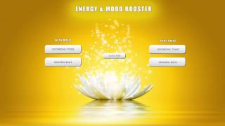 Mood & Energy Booster- Energizing Music w/ Beta Waves- Depression Relief -Binaural Beats & Iso Tones