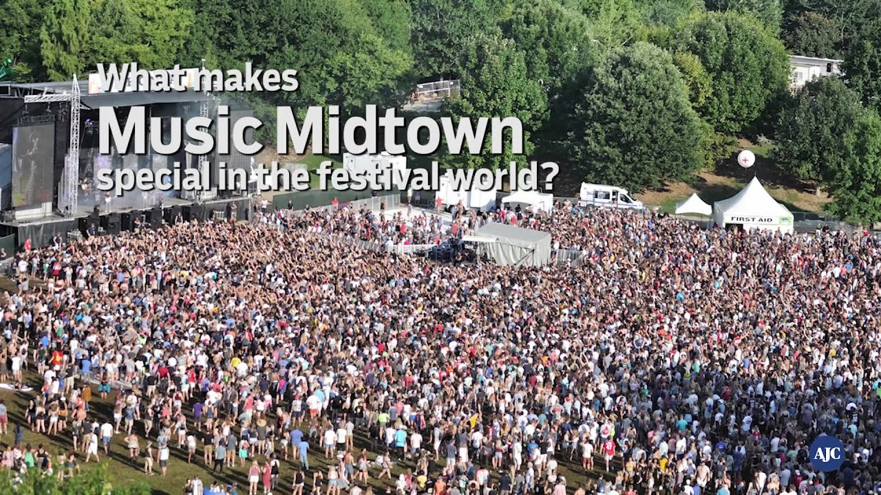 Watch Music Midtown Architect Shares Festival S Best Shows Youtube