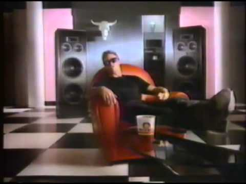 1986 Taco Bell commercial  Featuring Chicago Bears QB Jim McMahon