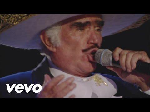 Vicente Fernández  El Último Beso En Vivo