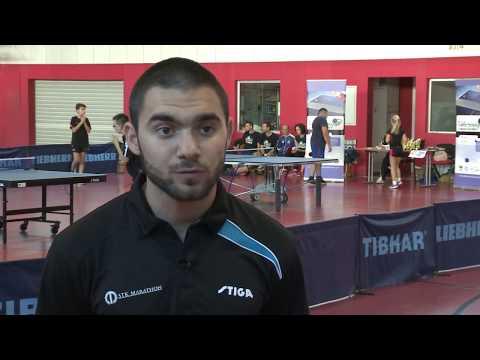 STK Marathon Zagreb i EU projekt, Table tennis crosses borders (Erasmus+ Sport)