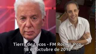 """Entrevista a Jorge Altamira en """"Tierra de Locos"""", con Ernesto Tenembaum"""