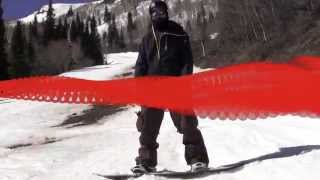 Step 1 To Dynamic Snowboarding Better Rhythm!