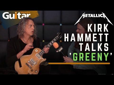 Kirk Hammett Interview | Guitar Interactive Magazine - Issue 54
