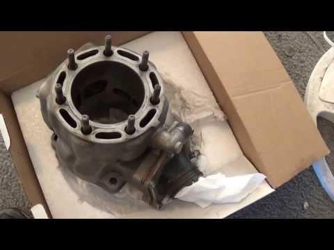 Honda CR500 Rebuild; BIG Bore 503cc, First Start