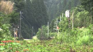 JR九州肥薩線 はやとの風 内村地区&表木山駅 [2015.06.20] thumbnail
