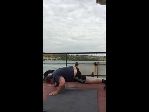 Sailors Fitness Workout