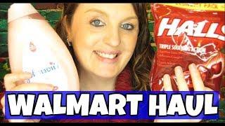 Walmart Ibotta Haul November 5th 2018