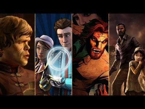 Top 10 Telltale Games You Must Play in 2017