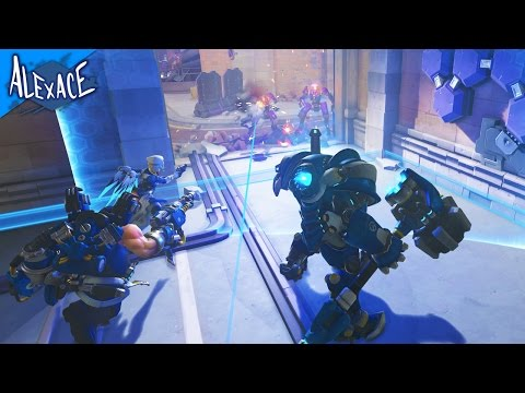 OVERWATCH'S BRAND NEW EVENT!? l OVERWATCH UPRISING