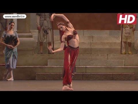 La Bayadère by Marius Petipa and Yuri Grigorovich - Bolshoi Theatre of Russia