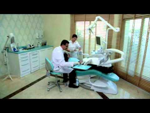 Fatma with Dr. Majd Naji & liberty dental clinic - dubai