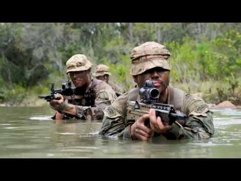 Welcome to the jungle | Royal Marines training