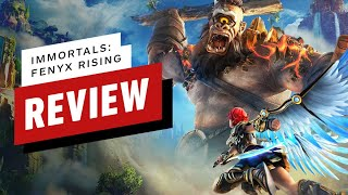 Immortals Fenyx Rising Review (Video Game Video Review)