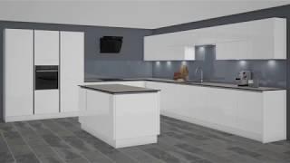 Wickes Intelliga Kitchen Cabinet Installation