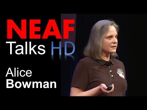 Alice Bowman | Reaching for New Horizons | NEAF Talks