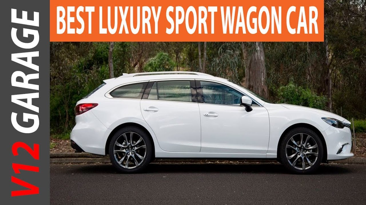 2018 Mazda 6 Wagon Redesign Review And Price
