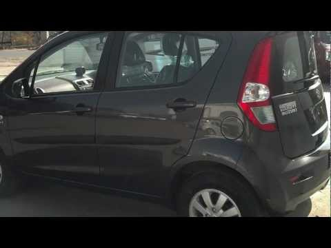New Suzuki Ritz 2013 Granite Grey.mp4