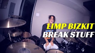 Limp Bizkit - Break Stuff | Matt McGuire Drum Cover