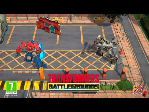 Transformers: Battlegrounds è finalmente disponibile su console