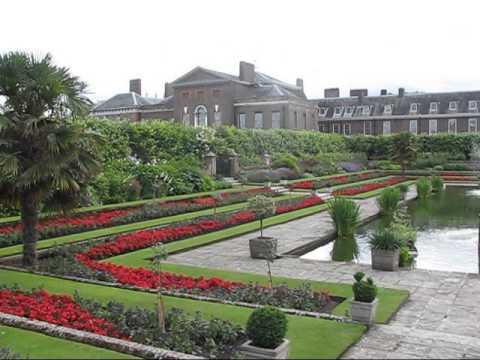 Kensington Palace - Prince William and Duchess of Cambridges' Official London Residence
