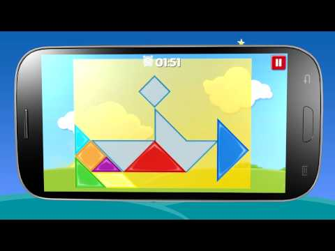 Brain Puzzle FREE Official Trailer 2013 | Game for Android mobile devices by Zariba