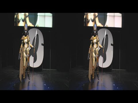 (3D) Cosplay Predator Matriarch /joke/Starcon 2018/