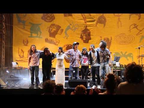 Lenacay en vivo - San Marino, Etnofestival 2014 (encore)