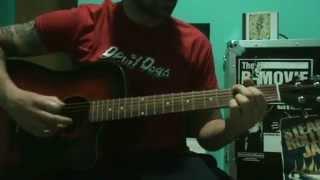 Steve Earle - Now She's Gone (Guitar Cover)