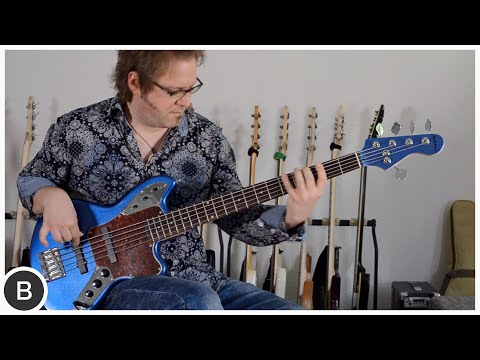The BEACHCOMBER Bass