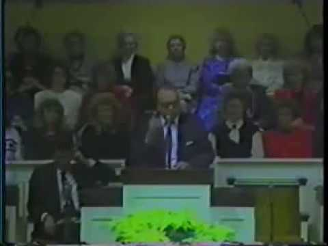 Jack Hyles Sermon Is There No King In Thee?