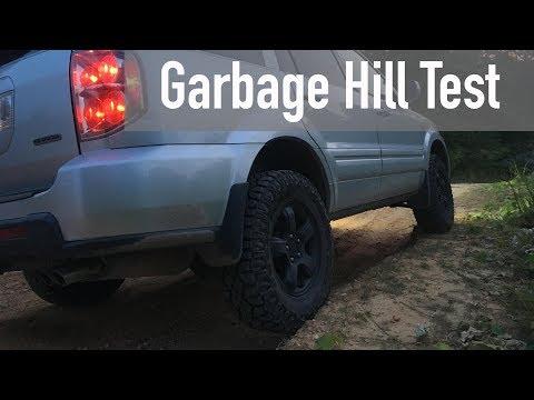 Garbage Hill Test