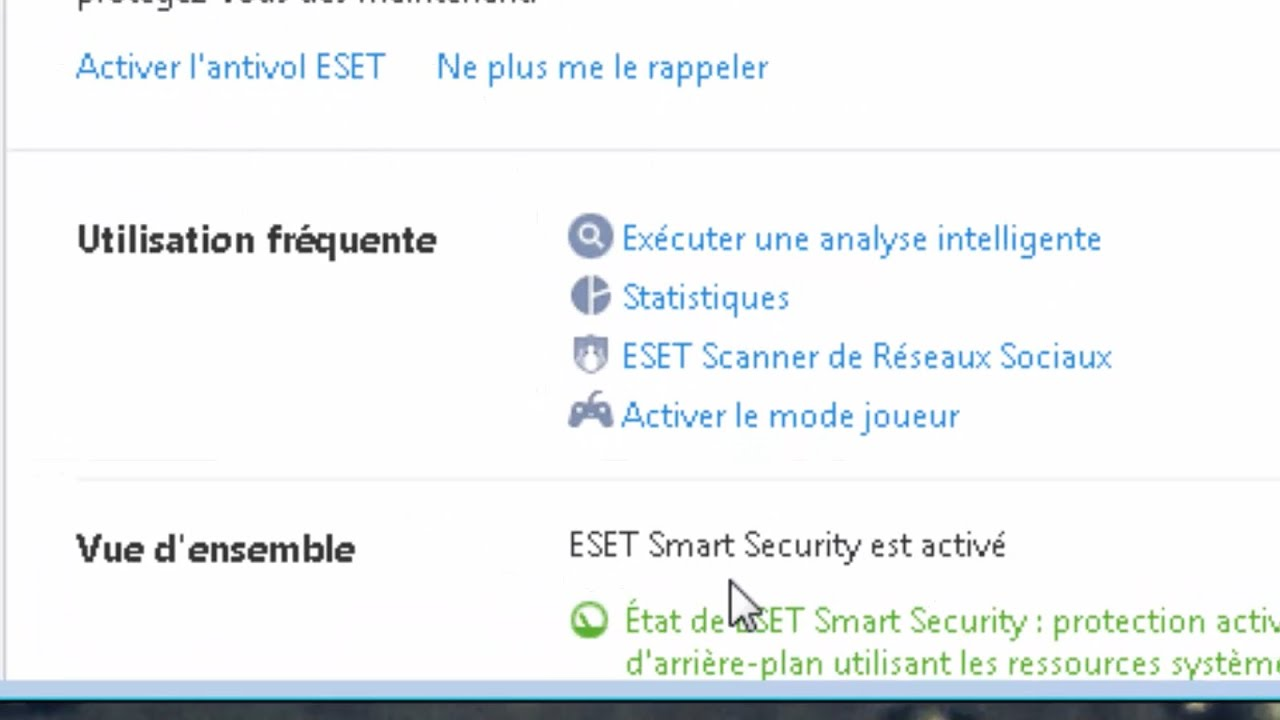 Eset smart security 2016 + patch for all versions youtube.