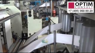 Линия по производству салфеток, Оборудование из Китая, станки из Китая(, 2013-11-13T04:23:17.000Z)
