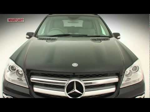 mercedes benz gl class 4x4 what car youtube. Black Bedroom Furniture Sets. Home Design Ideas