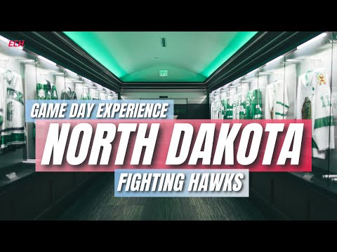 University Of North Dakota Hockey | Game Day Experience