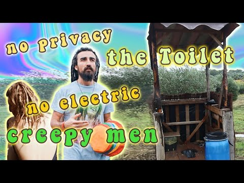 The Sad Reality Of Living In An Off Grid Hippie Community