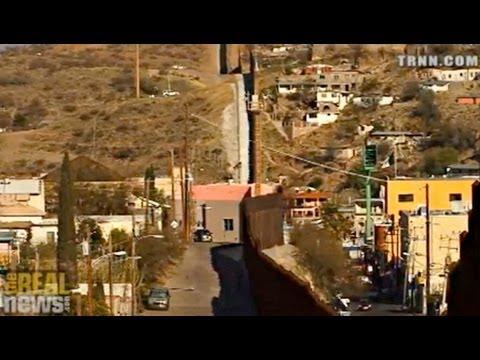 Is the Arizona Mexico Border a War Zone?