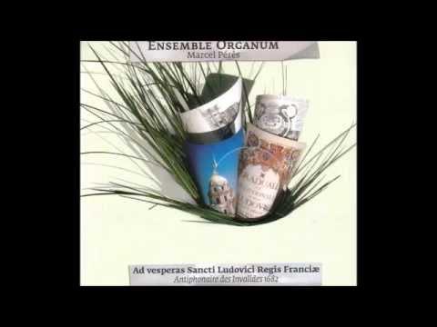 Ensemble Organum - Antiphona Dominus