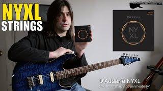 D'Addario NYXL Strings - MasterThatGear!