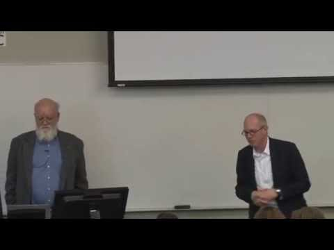 Waterloo Brain Day Lectures 2014 - Daniel Dennett (Tufts University)