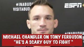 Michael Chandler on Khabib Nurmagomedov vs Justin Gaethje &amp possible Tony Ferguson fight