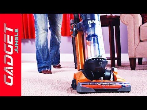 Best Vacuum Cleaner 2019 - Eureka Airspeed Unlimited Rewind Vacuum Review
