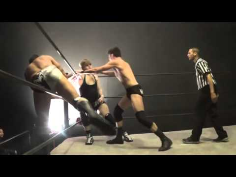 Josh Hess and Ace Andrews vs Gabriel Black and Josh Parker