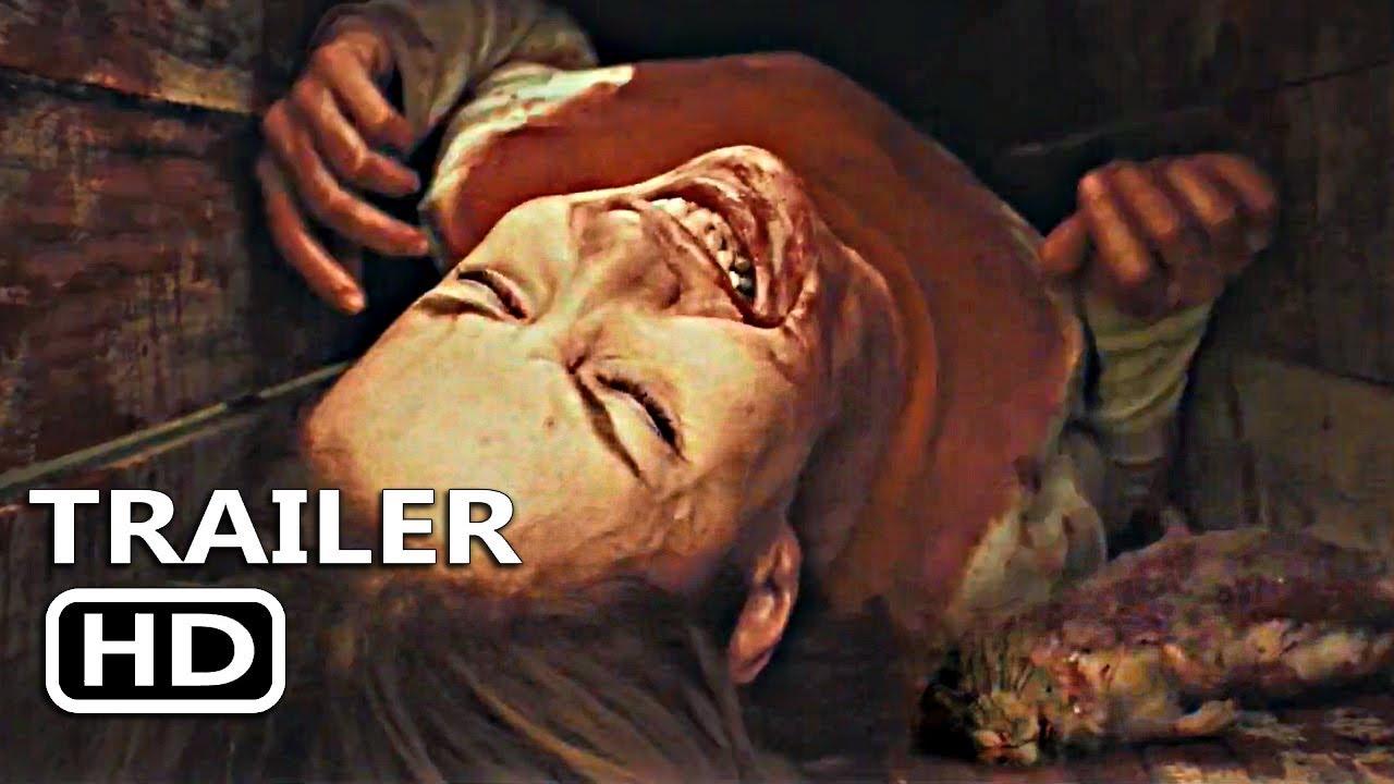 SLEEPLESS BEAUTY Official Trailer (2020) Horror Movie