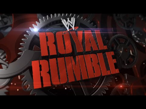 WWE SMACKDOWN! - Royal Rumble 2015!✔.