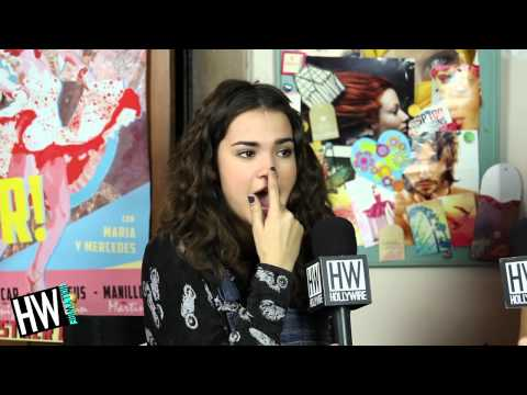 Maia Mitchell Reveals First Celebrity Crush & Nerdiest Obsession!