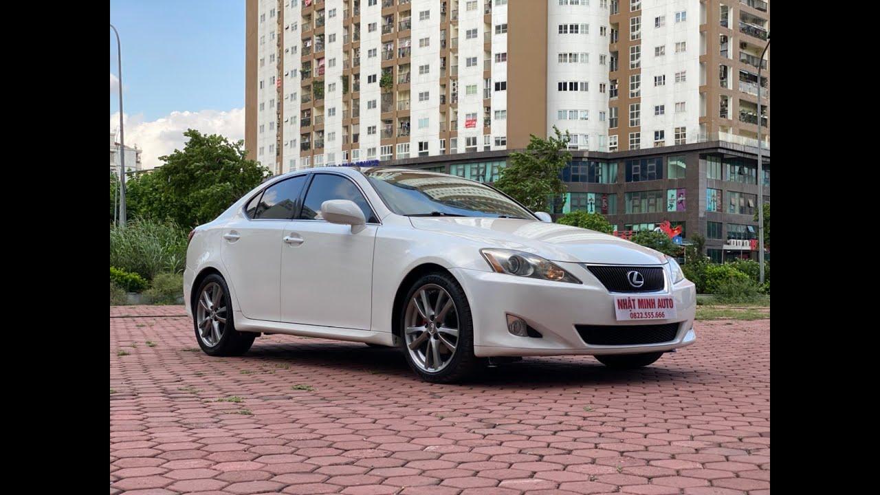 Xe sang lexus is250 nhập nhật bản | sản xuất 2008 | cần bán liên hệ 0822555666