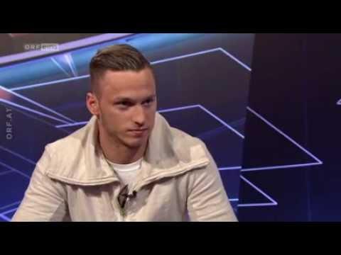 Marko Arnautovic - Zwischen Genie und Wahnsinn - Sport am Sonntag - Interview 12.05.2013